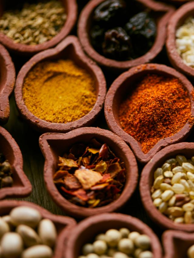 Ayurveda: O Poder das Especiarias
